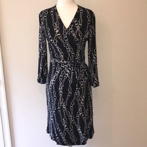 NWT Banana Republic Wrap Dress - Size Small
